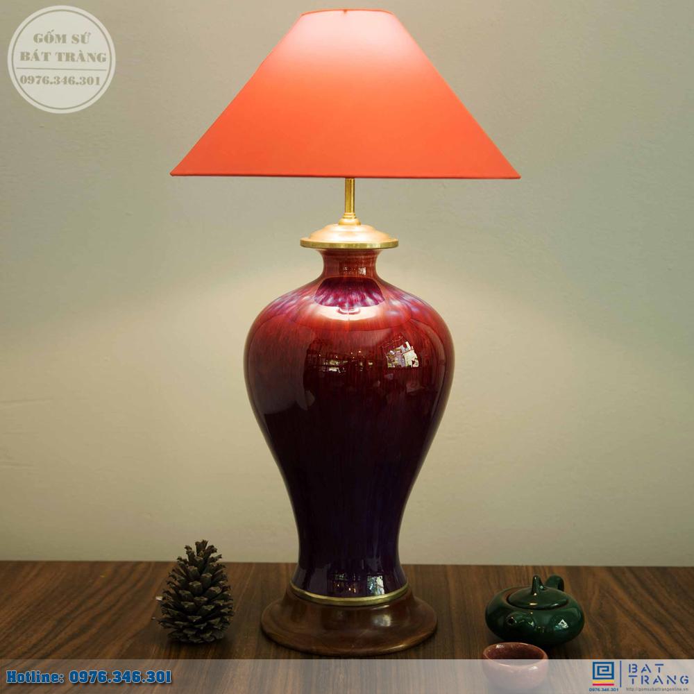 Tổng hợp 100+ mẫu đèn ngủ gốm sứ Bát Trang cao cấp 2