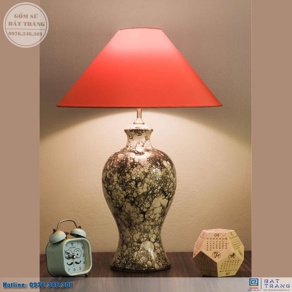 Tổng hợp 100+ mẫu đèn ngủ gốm sứ Bát Tràng cao cấp 12