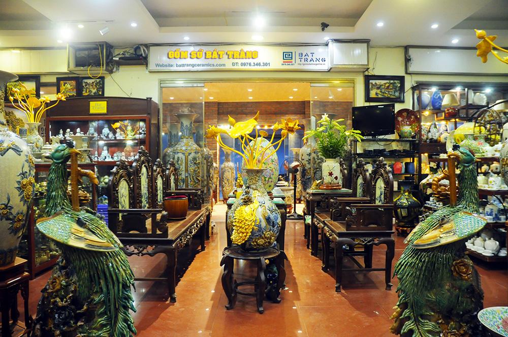 Địa chỉ bán gốm sứ bát tràng chính hàng, chất lượng, giá cả tốt nhất